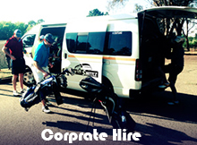 Corporate/contractual bus hire
