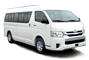 15 Seater Toyota Quantum Bus